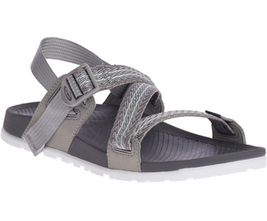 Chaco Womens Lowdown Sandal - Grey