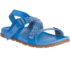 Chaco Womens Lowdown Sandal - Cerulean
