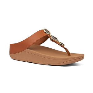 Fit Flop Leia Thong Sandal - Light Tan