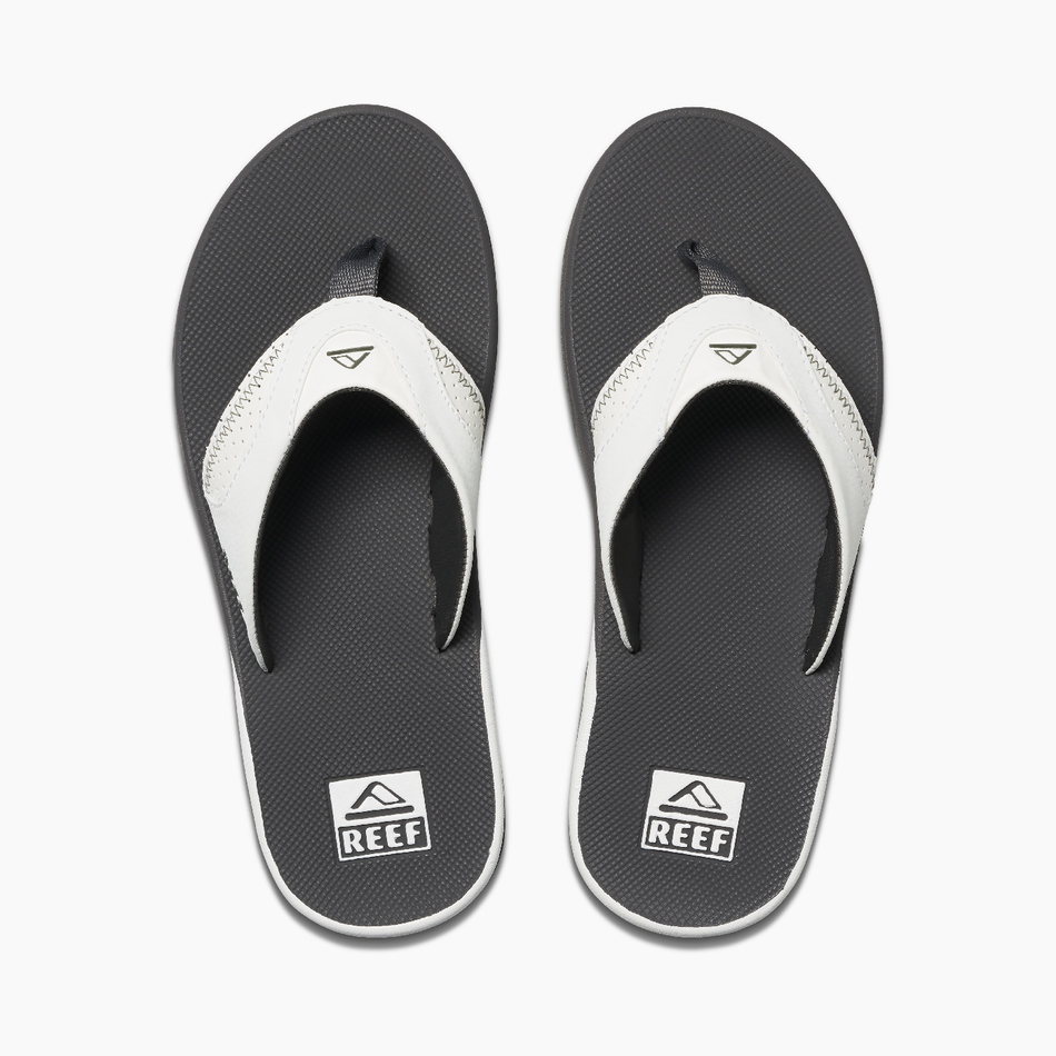 Reef Mens Fanning - Grey/White