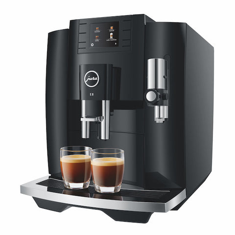 JURA E8 - Automatic Coffee Machine