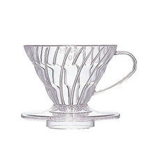 Load image into Gallery viewer, Hario V60 Dripper 01 Clear