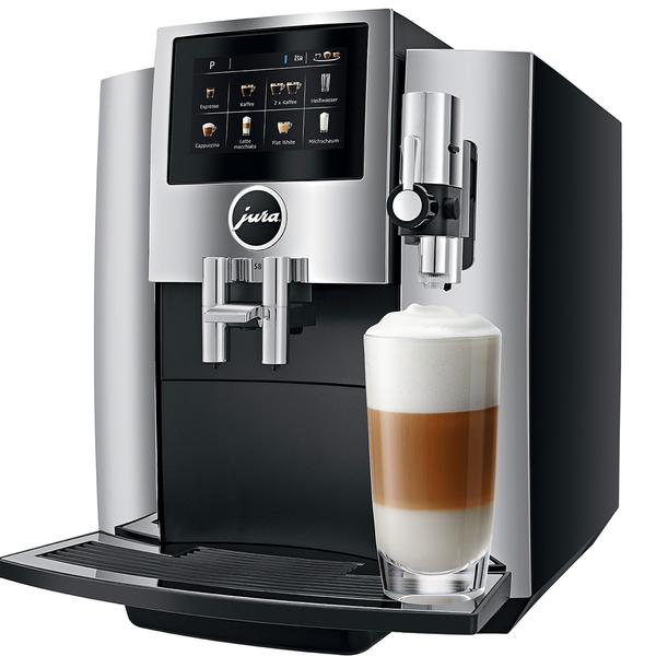 JURA S8 Automatic Coffee Machine Bean To Cup