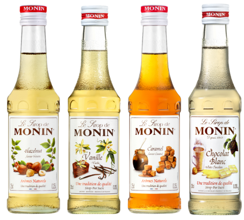 Monin Flavouring Collection