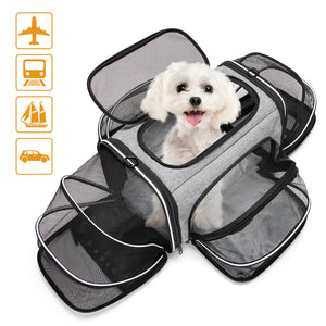 Estarer Expandable Pet Carrier