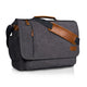 Estarer Canvas Laptop Messenger Bag