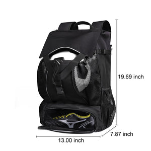 Estarer Basketball Backpack with Shoe Compartment