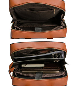 Estarer PU Leather 15.6 Inch Laptop Briefcase
