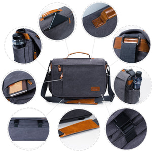Estarer Camera Shoulder Bag Canvas