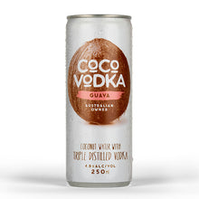 Coco Vodka Guava (4 x 250ml Cans)
