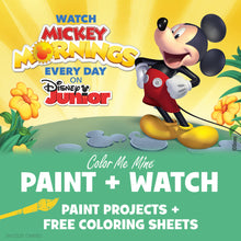 Load image into Gallery viewer, Mickey Paint + Watch