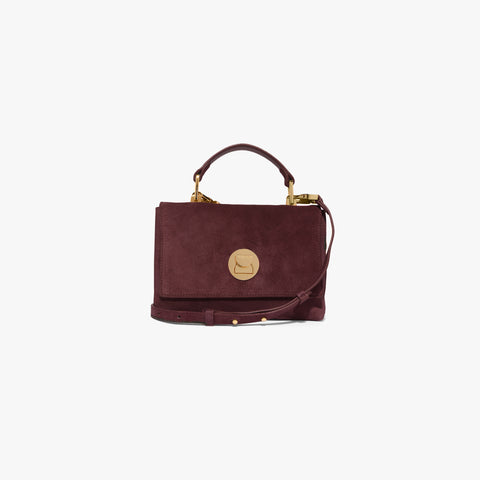 Coccinelle Liya Suede Mini 5840 Minibag bei Coccinelle Colonia
