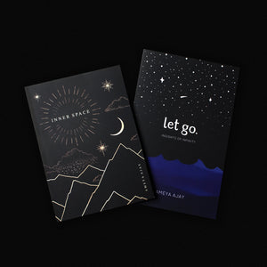 2 Book Bundle ✦ Inner Space & Let Go