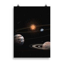 Load image into Gallery viewer, Heliocentric [Print]