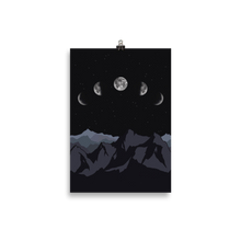 Load image into Gallery viewer, Alpine Moons [Print]