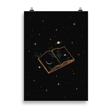 Load image into Gallery viewer, Book of Magic [Print]