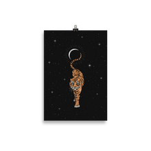 Load image into Gallery viewer, Cosmic Tiger [Print]
