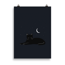 Load image into Gallery viewer, Lessons from a Cat [Print]