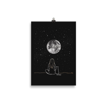 Load image into Gallery viewer, Under The Full Moon [Print]