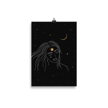 Load image into Gallery viewer, Moon Mood [Print]