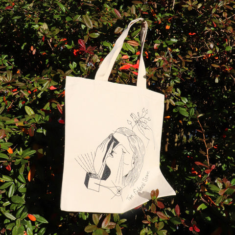 Federal Store Canvas Tote Bag