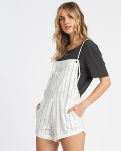 WILD PURSUIT SHORT OVERALLS