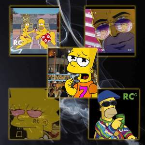 Series III - (SIMPSONWAVE)