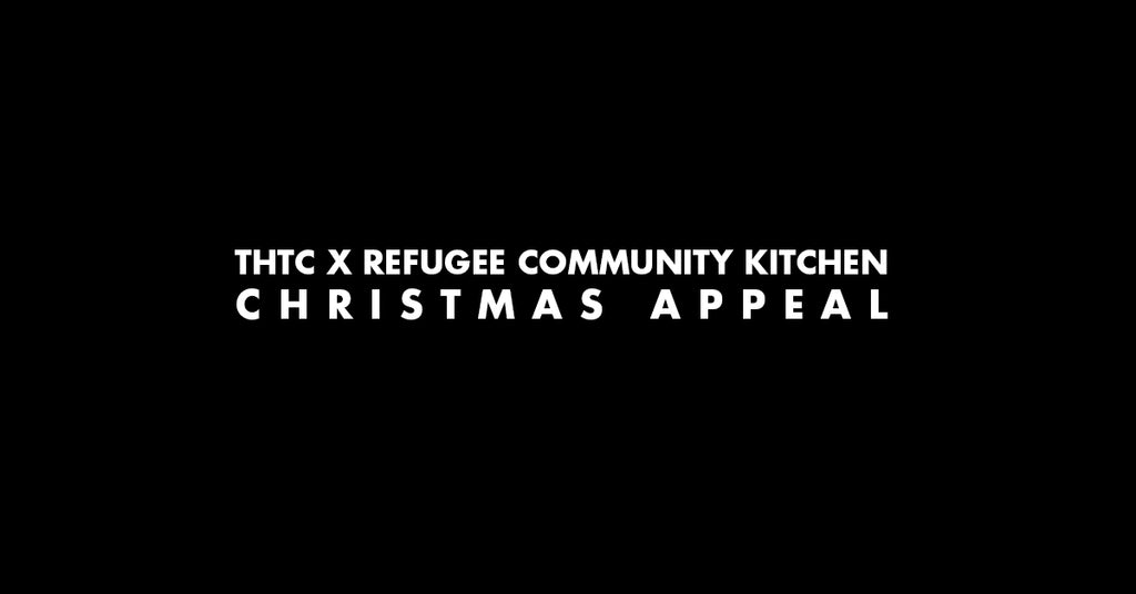THTC x RCK Christmas Appeal - UPDATE