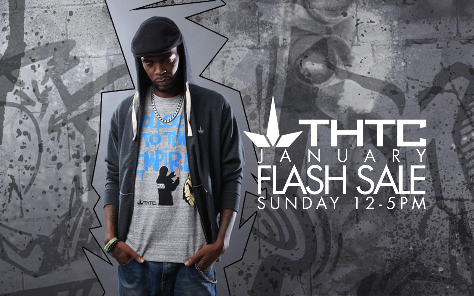 End of January FLASH SALE!