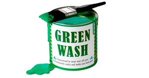 Guest Blog: The Art of Greenwashing