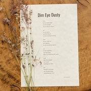 Dim Eye Dusty