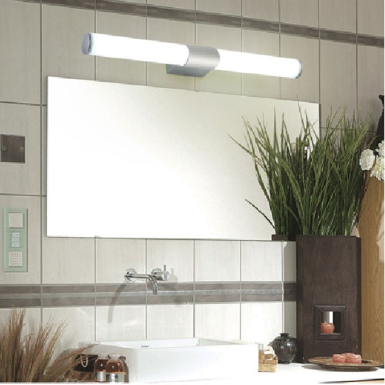 Wall Lamp 12W 16W 22W 85-265V Led Mirror Light Waterproof LED Tube Modern Acrylic Wall Light Bathroom Lighting - Baths Planet