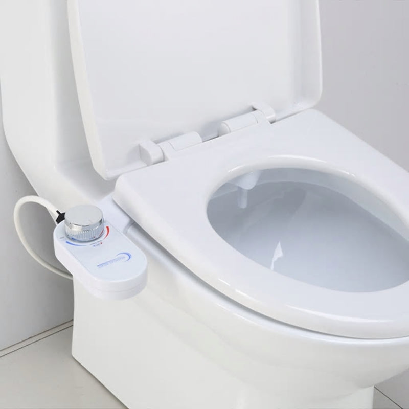 Non-Electric Bidet/ Toilet Seat Bidet Self-Cleaning/ Nozzle-Fresh Water Bidet Sprayer - Baths Planet