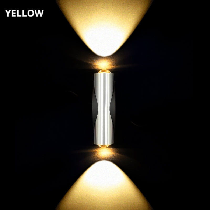 Feimefeiyou luminaria High quality Indoor Bathroom Lighting LED Wall Lamp AC110V/220V material Aluminum Sconce bedroom Decorate Wall Light - Baths Planet