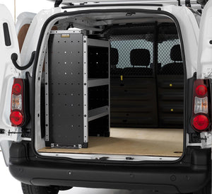 Full Trade Van Racking Kit Vauxhall Combo 2018 - Present