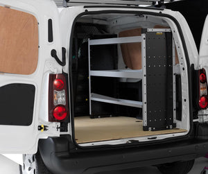 Full Trade Van Racking Kit Ford Transit Connect 2014 - Present