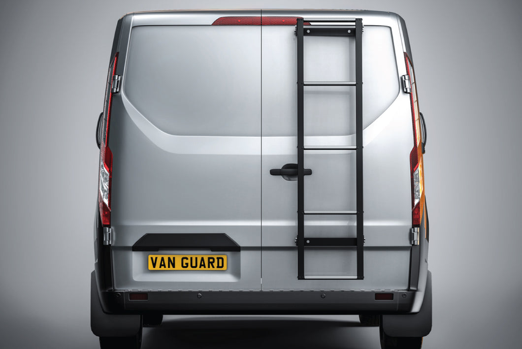 Galvanised 5-step ladder Volkswagen Transporter T5 2002 - 2015