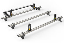 Load image into Gallery viewer, 3x ULTI Bars Aluminium Roof Bars LEVC VN5