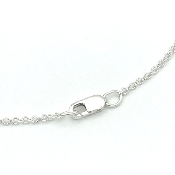 Lobster Clasp sterling silver