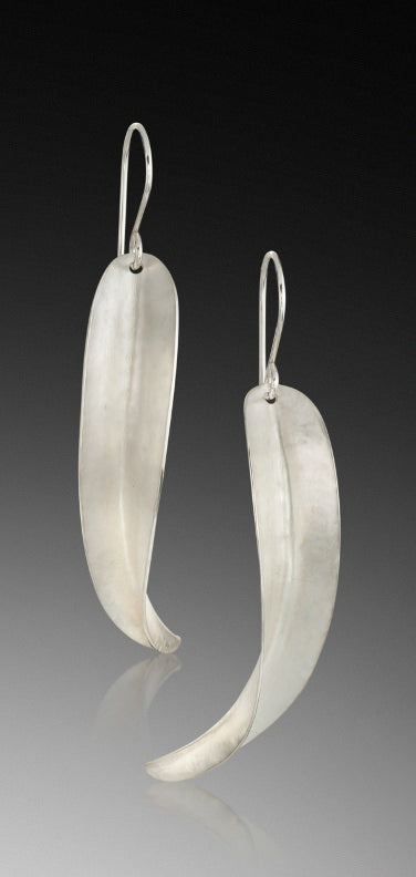 Eden Leaf Earrings