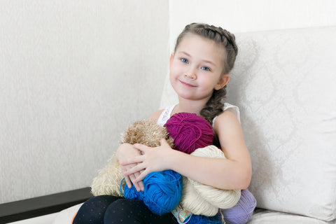 Tips and Steps to Teach Children How to Crochet