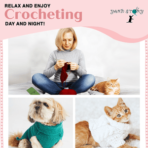 Relax And Enjoy - Crochet Story
