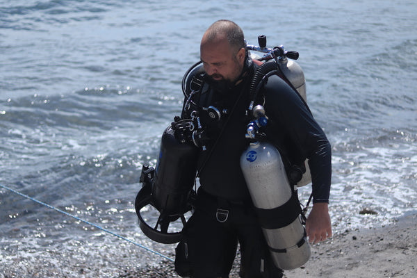 """My Journey Into Deep Technical Scuba Diving"""