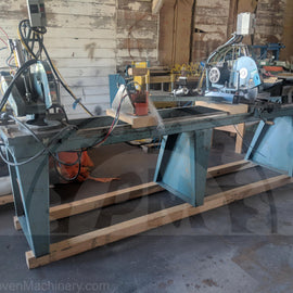CTD DM200 Double End Trim Mitre Saw