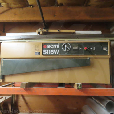 SCM SI-16 W Sliding Table Saw