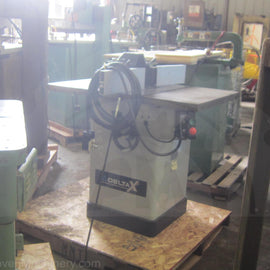 Delta X5 Single Spindle Shaper
