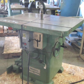 Wadkin BER-2 Single Spindle Shaper