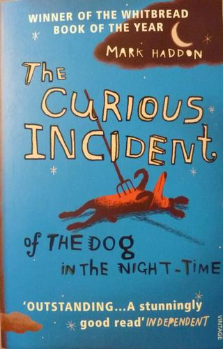 Curious Incident of the Dog in the Night-Time, The : Mark Haddon