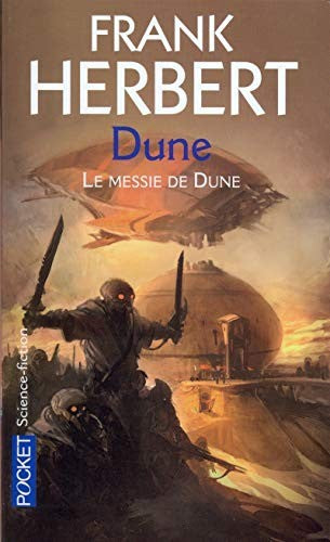 Cycle de Dune, Tome 3 (French Edition) : Frank Herbert