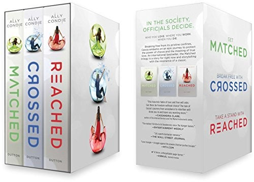 Matched Trilogy box set : Ally Condie